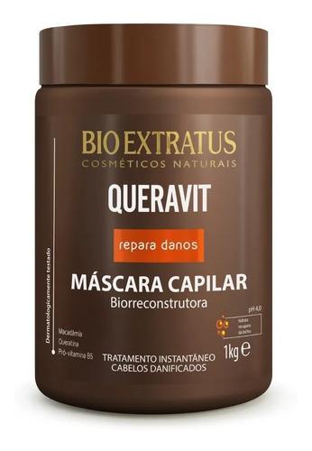 Imagem 1 de 1 de Mascara Queravit 1 Kg Bio Extratus