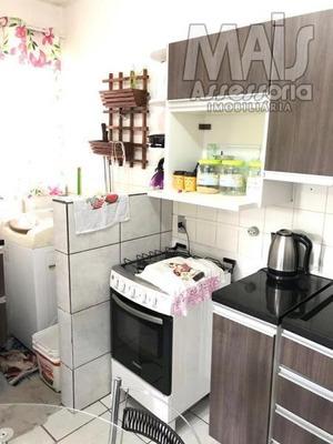 Apartamento Para Venda Em Novo Hamburgo, Canudos, 2 Dormitórios, 1 Banheiro - Sva0002