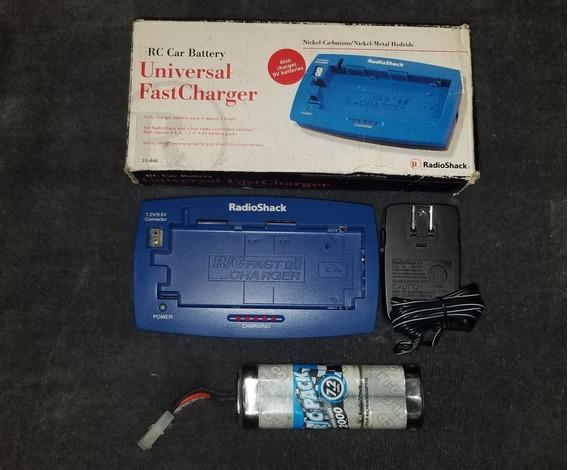 Batería De 7.2v 2000 Mah Recargables + Cargador Universal Rc