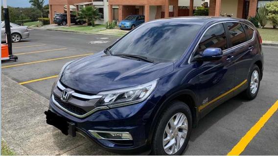 Honda 2016 Cr-v 5dr Exlc 4wd