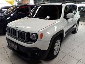Jeep Renegade 1.8 Longitude Flex Aut. 5p - Branco
