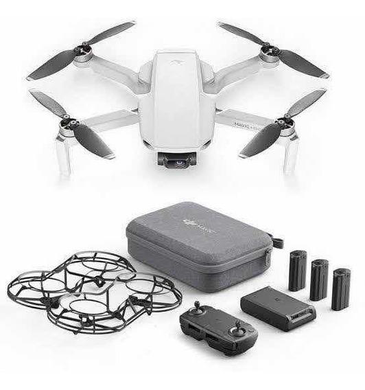 Drone Dji Mavic Mini Combo Fly More + Nota Fiscal, 12xs/juro