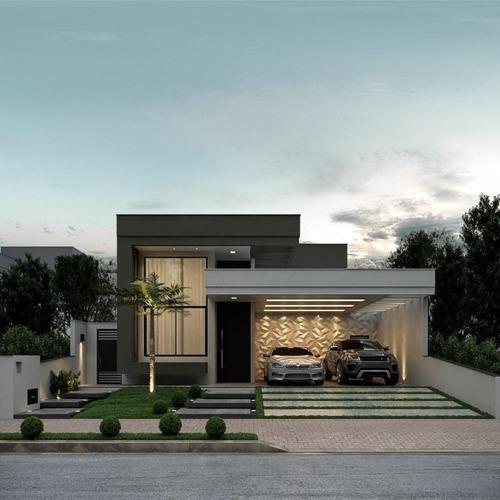 Casa À Venda, 204 M² Por R$ 1.500.000,00 - Jardim Firenze - Santa Bárbara D'oeste/sp - Ca0911
