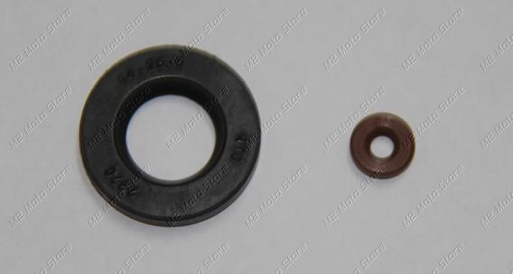 Retentor Bomba De Óleo Rd350 Dt200 Interno Grande E Pequeno