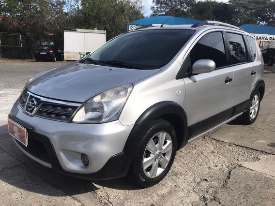 Nissan - Livina Sl Xgear 1.8 - 2013