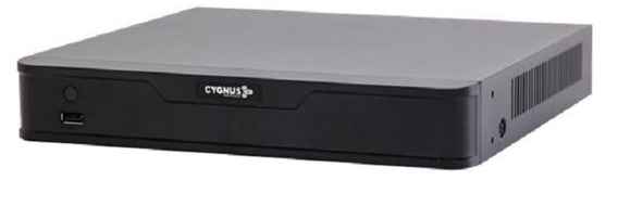 Nvr Onvif 16 Canales 8 Mpx H.265+ Ivs Cygnus