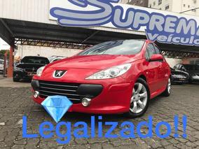 Peugeot 307 1.6 Presence Pack C/ Teto ** Legalizado 2011