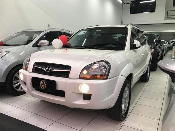 Hyundai Tucson Gls 2.0l 16v Base (flex) (aut) Flex Automát