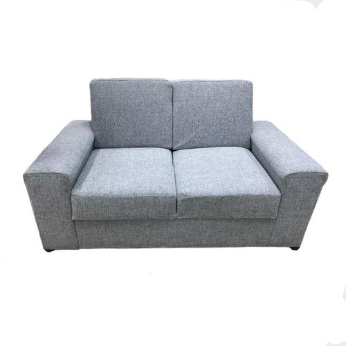 Sofa Living Divano Sillon 2 Cuerpos Alta Densidad Mi Casa