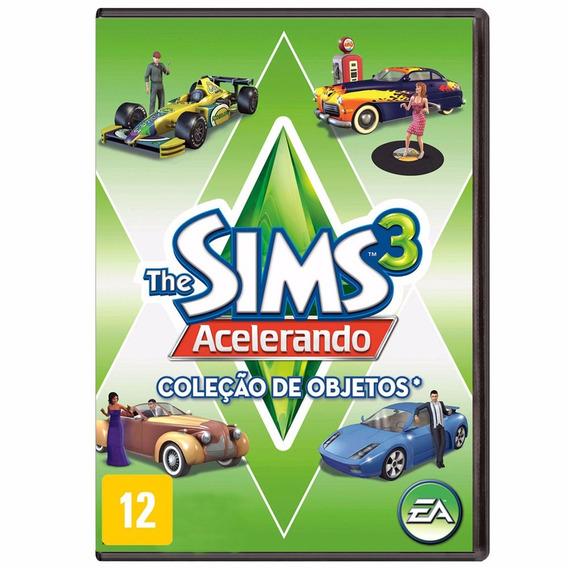 Pacote De Expansão The Sims 3 - Acelerando ( Mídia Física )