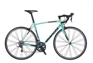 Bicicleta Bianchi Via Nirone 7 Claris Aluminio