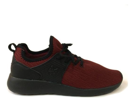 Zapatos Zoo York Originales - Hombres - Zy16772m - Red