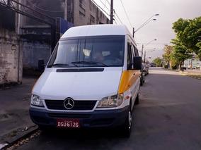 Mercedes-benz Sprinter Van 2.2 Cdi 313 Teto Alto 5p