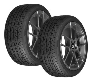 Pack 2 Llantas 235/45r18 98w General Tire G-max As-05