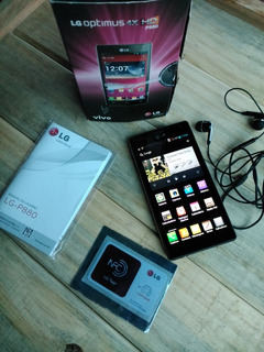 Celular Smartphone Lg Optimus 4x Hd 16 Gb Quad Core
