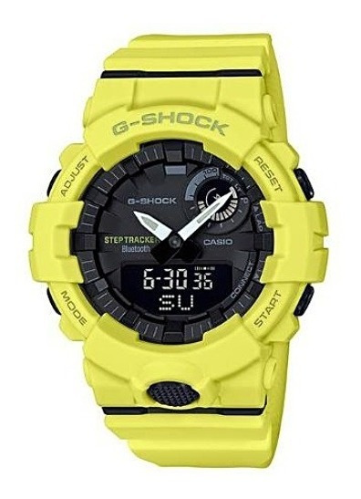 Reloj Casio G-shock G-squad Bluetooth Step Tracker Hombre