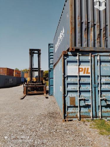 Containers Marítimos Contenedores Usado 20' Dry Santa Fe