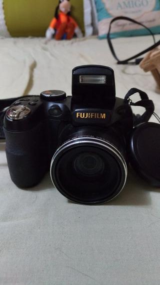 Câmera Semi Profissional Fuji Finepix S2800hd 14mp