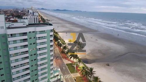 Imagem 1 de 28 de Apartamento Com 3 Dormitórios À Venda, 100 M² Por R$ 460.000,00 - Jardim Real - Praia Grande/sp - Ap7263