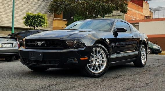Ford Mustang 2012 V6 305 Hp Automático