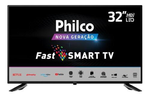 Imagem 1 de 5 de Smart Tv Philco 32 Ptv32n5se10h D-led Netflix Bivolt