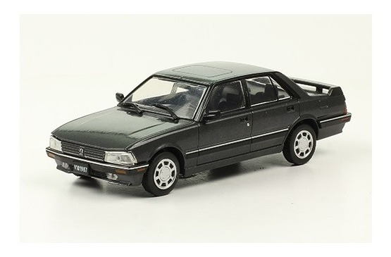 Autos Inolvidables Argentinos Nº50 - Peugeot 505 Sr1 (1992)