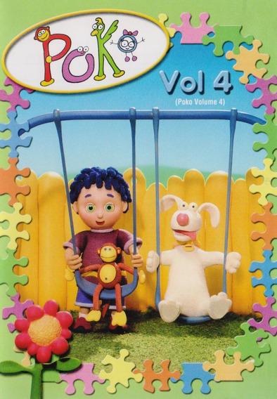 Poko Volumen 4 Cuatro Serie Didactica 2 Episodios Dvd
