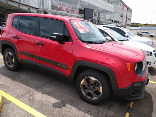 Jeep Renegade 2016 1.8 Sport Flex Aut. 5p