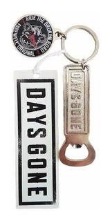 Days Gone Llavero Destapador Videojuego Sony Ps4