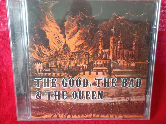 Cd The Good, The Bad & The Queen