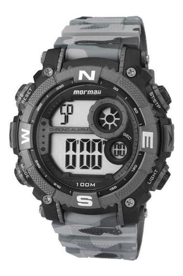 Relógio Digital Mormaii Masculino Mo1279a/8c