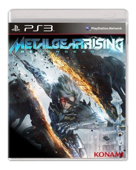 Metal Gear Rising Revengeance - Ps3