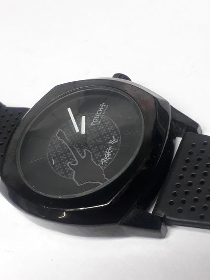 Relógio Black Touch+ Rock In Rio