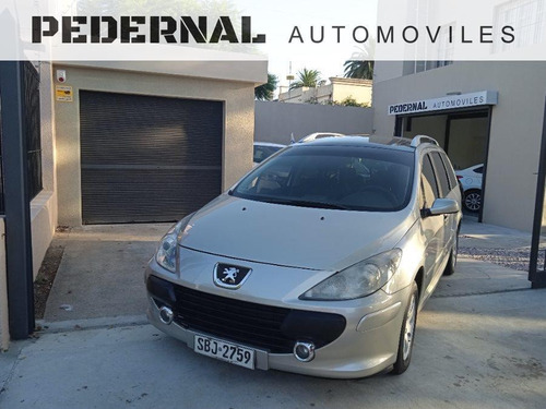 Peugeot 307 Sw Rural 1.6 2008 Impecable!