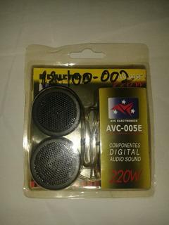 Twiter Para Carros Avc Electronics De 220watts