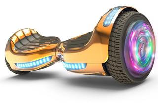 Scooter Eléctrico Hoverboard Lbw Con Altavoz Bluetooth