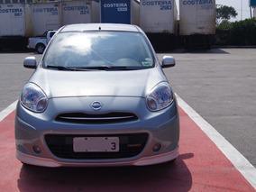 Nissan March 1.6 Sr - Completo - Ano 2013 - R$ 29.900,00