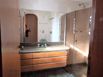 Cobertura Residencial Para Venda E Locação, Moema, São Paulo. - Co2078