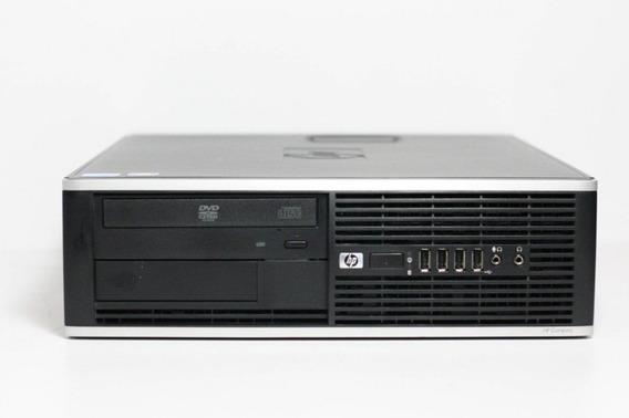 Computador Hp Compaq 8000 Elite Dual Core E2160 2gb 250 Hd