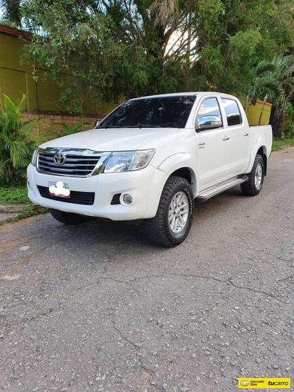 Toyota Hilux Kavak Blindada Nivel 3