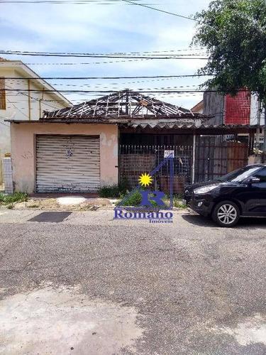Terreno À Venda, 260 M² Por R$ 650.000,00 - Cidade Mãe Do Céu - São Paulo/sp - Te0091