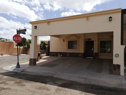 Casa En Renta Lasorte, Corceles Residencial