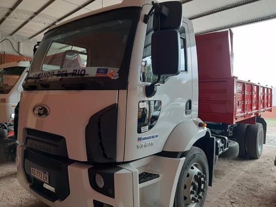 Camion Ford Cargo 1729 2019 Caja Trivuelco 0km!!!