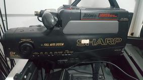 Filmadora Sharp Vl L170 Leia Descrição