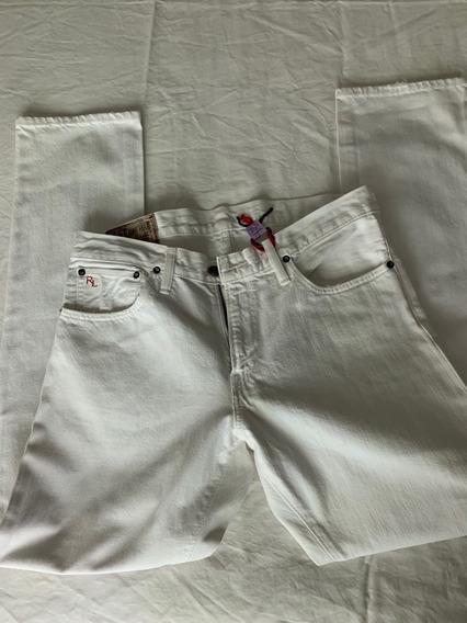 Pantalón Jeans, Polo Ralph Lauren Hombre 33x32