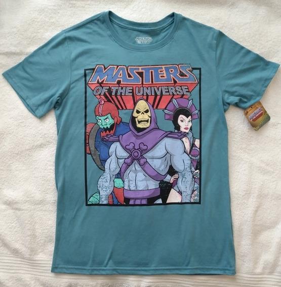 Playera Skeletor Masters Of The Universe