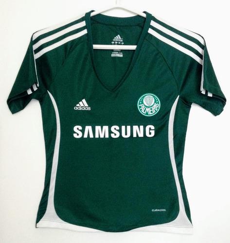 31f7c45029 Camisa Oficial Brasil Feminina Selecoes - Camisas de Futebol Verde ...