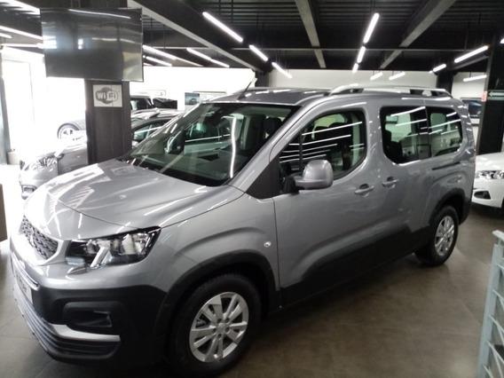 Peugeot Rifter Allure Hdi Man 5 Vel 2021