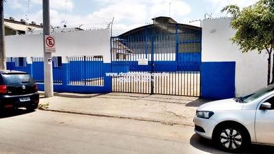 Galpão Comercial À Venda, Chácaras Reunidas, São José Dos Campos - . - Ga0044