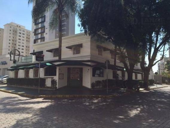 Casa À Venda, 749 M² Por R$ 4.000.000 - Cambuí - Campinas/sp - Ca9813